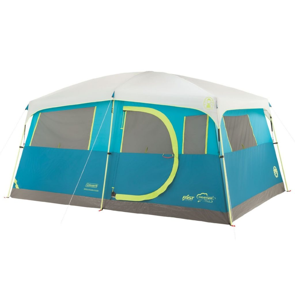 Best Large Family Size Tents For C&ing Under $200 u2013 2018  sc 1 st  We Live A Lot & Best Large Family Size Tents For Camping Under $200 - 2018 | We ...
