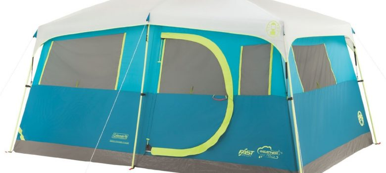 Best Large Family Size Tents For Camping Under 200 2018