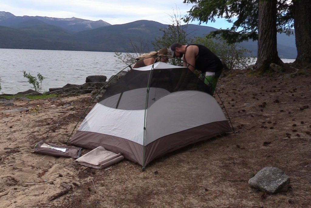 kelty salida 2 person tent review