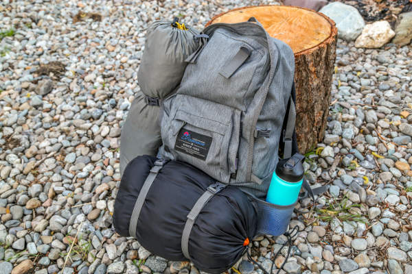 mountaintop 40l hiking backpack review
