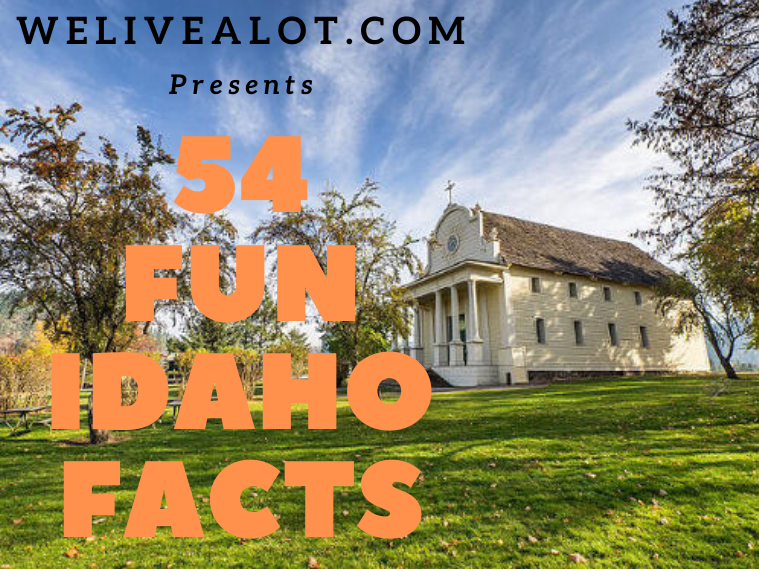 idaho facts for kids