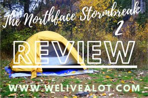 the north face stormbreak 2 tent review