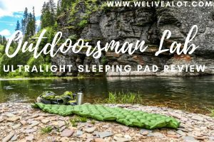 outdoorsman lab sleeping pad review -1