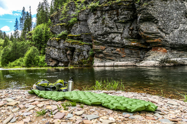 outdoorsman lab ultralight sleeping pad review