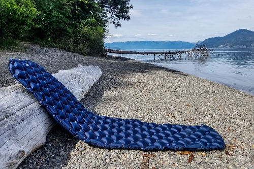 ultralight sleeping pad review